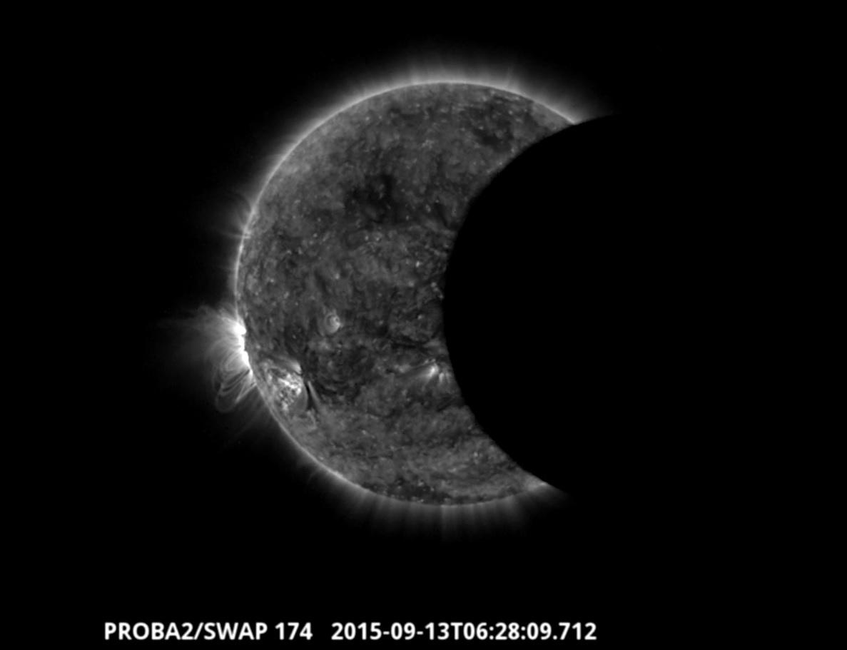 .@ESA @esascience Proba-2 did indeed witness today's solar eclipse several times from space: http://t.co/BavFfZqGV8 http://t.co/RbpEW5gKzV