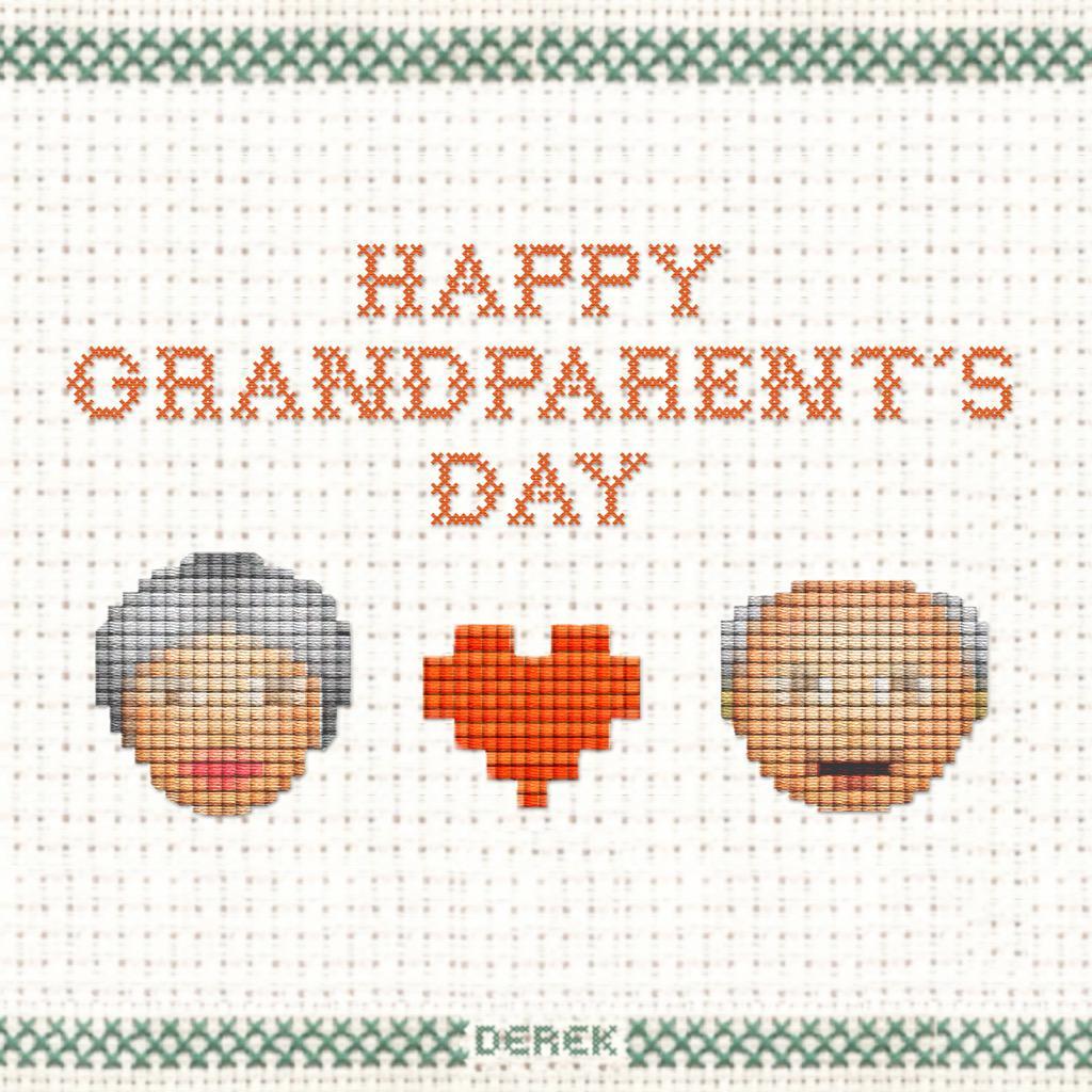 RT @BeLikeDerek: We loves all our elders! Happy #GrandparentsDay from Broad Hill! 💝 http://t.co/eGYg3d6sCk