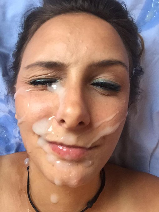 Amazing Facial Cumshot