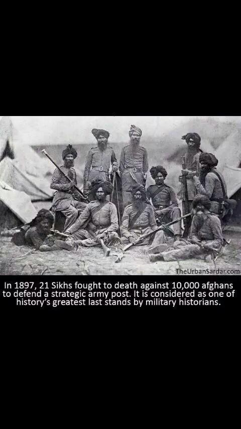 Today is Saragarhi day when 21 Sikhs of 4 Sikh Regiment fought against 10,000 Afghans @poppypride1 @LPoppycrosses http://t.co/Bwv2oyVmbJ