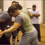 Salman will be trained in wrestling and mixed martial arts for the next 2 months for #Sultan. Here's the pic: http://t.co/VjAg0YFzhV
