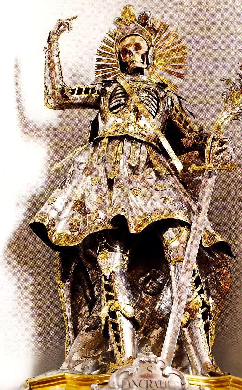 14歳で殉教した聖パンクラティウスのアイドル感 http://t.co/nTjuwnpwhM
