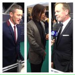 Luke Evans, Ellen Page & Kiefer Sutherland at #zff2015