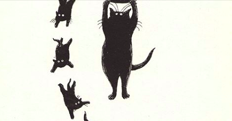 Happy Birthday TS Eliot Celebrate With His Iconic Vintage Cat Verses Illustrated By