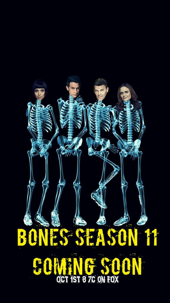 ALL NEW #BONES THIS THURSDAY!! @David_Boreanaz @emilydeschanel @johnny_boyd @TamaraTaylor @EmilySilver29 @HartHanson http://t.co/vYyN4qfkpE