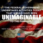 MT @COSProject: The Federal govt undertakes activities today that would have been unimaginable... http://t.co/i95OXfCyrN #COSProject #PJNET