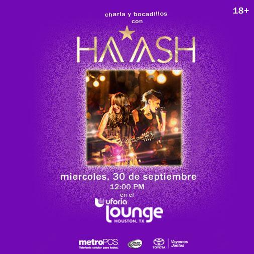 Regístrate aquí para oportunidad de ganar un privado con @haashoficial en #UforiaLoungeHTX! http://t.co/C6ciihXBlF http://t.co/oBfwgUwp2X