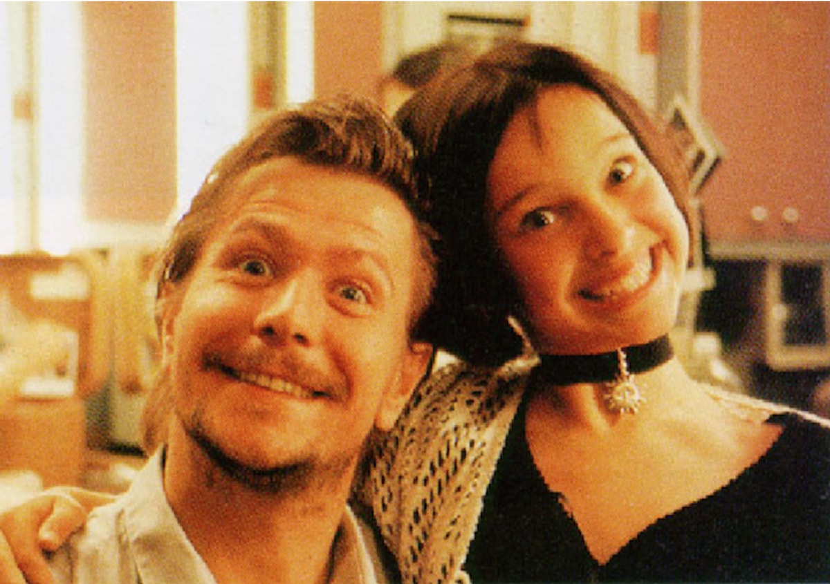Behind The Scenes Photos from Léon: The Professional. Still Besson's best film. http://t.co/mp5Rqck74W http://t.co/kuRL1iyJOl
