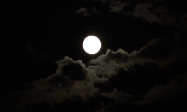 十五夜。月はいつでも観られるけれど、こうして注目される日があってもいいと思う。美しいものは、いつも見ている景色の中にある。 #中秋の名月 http://t.co/1a0wFLNl70