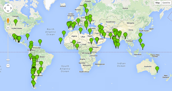 Happy #WorldTourismDay! See how the world is celebrating on #UNWTO's #WTD2015 map: http://t.co/eIBWYAwuNf http://t.co/pckds6OBRL