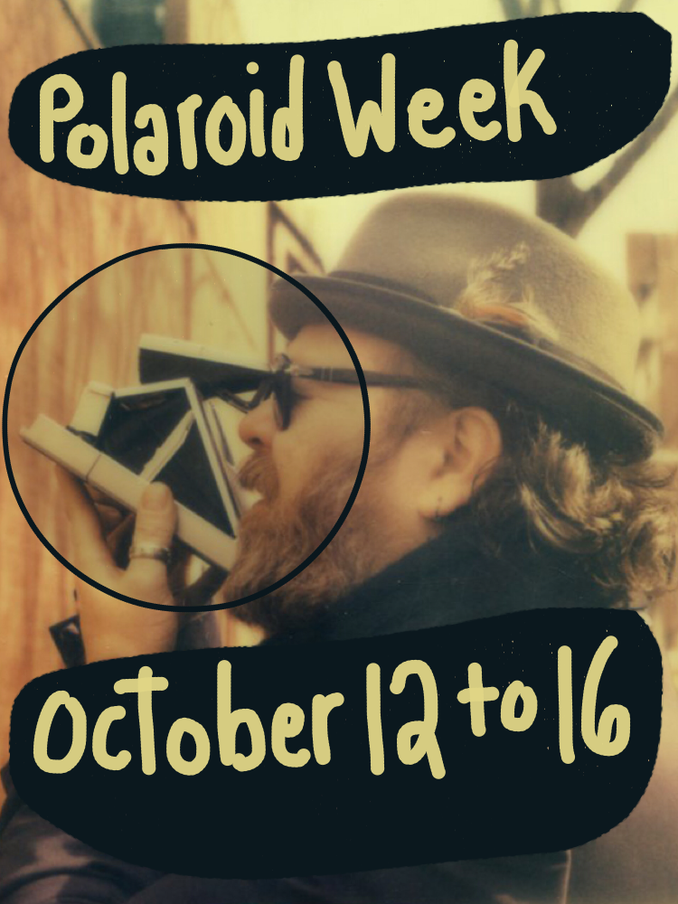 Autumn #PolaroidWeek is October 12th to 16th https://t.co/fWvj6pEUIj | https://t.co/4go1EVJ11W http://t.co/zDAcFLeemn