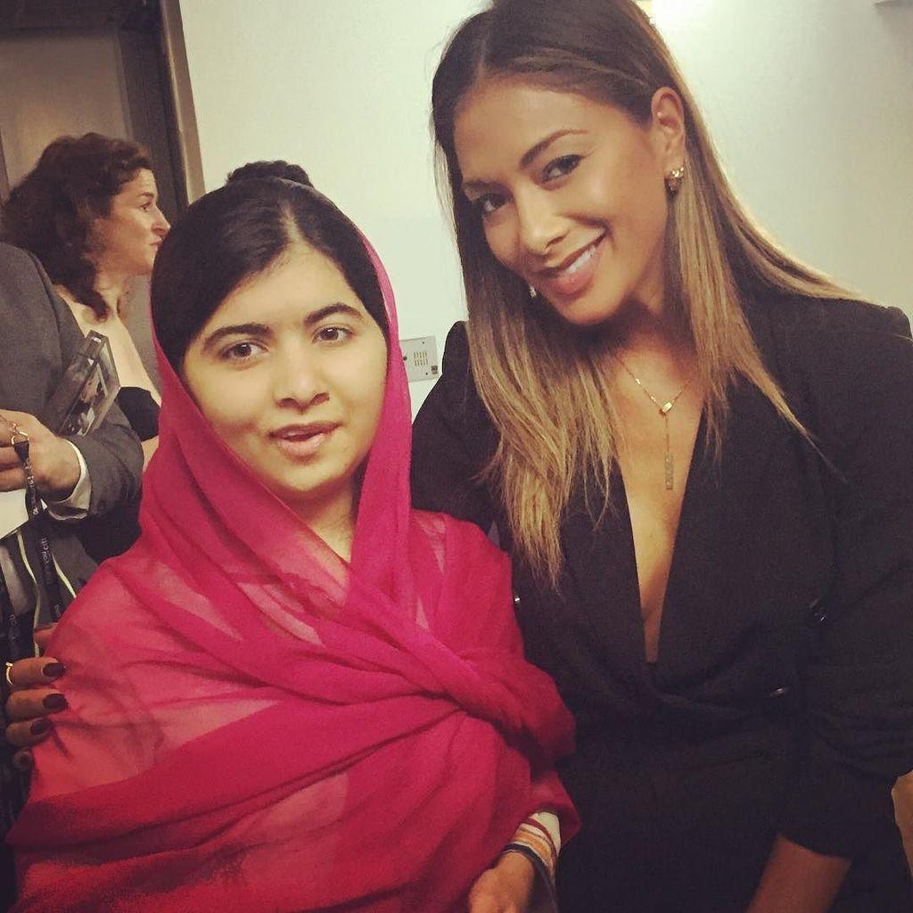 So touching and inspiring to hear @malalafund and her father share their story this weeken… http://t.co/NEmmImDuG4 http://t.co/UKr782qj4x