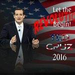 RT @annepaezNOLA: MT @cindiperez48: TED CRUZ 2016 Start The Revolution! Take Back America! http://t.co/onK1X7A1sT #CruzCrew #PJNET