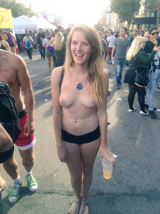 Didn't dress up or get any other pictures but I enjoyed my time at Folsom today :) http://t.co/HRrjG