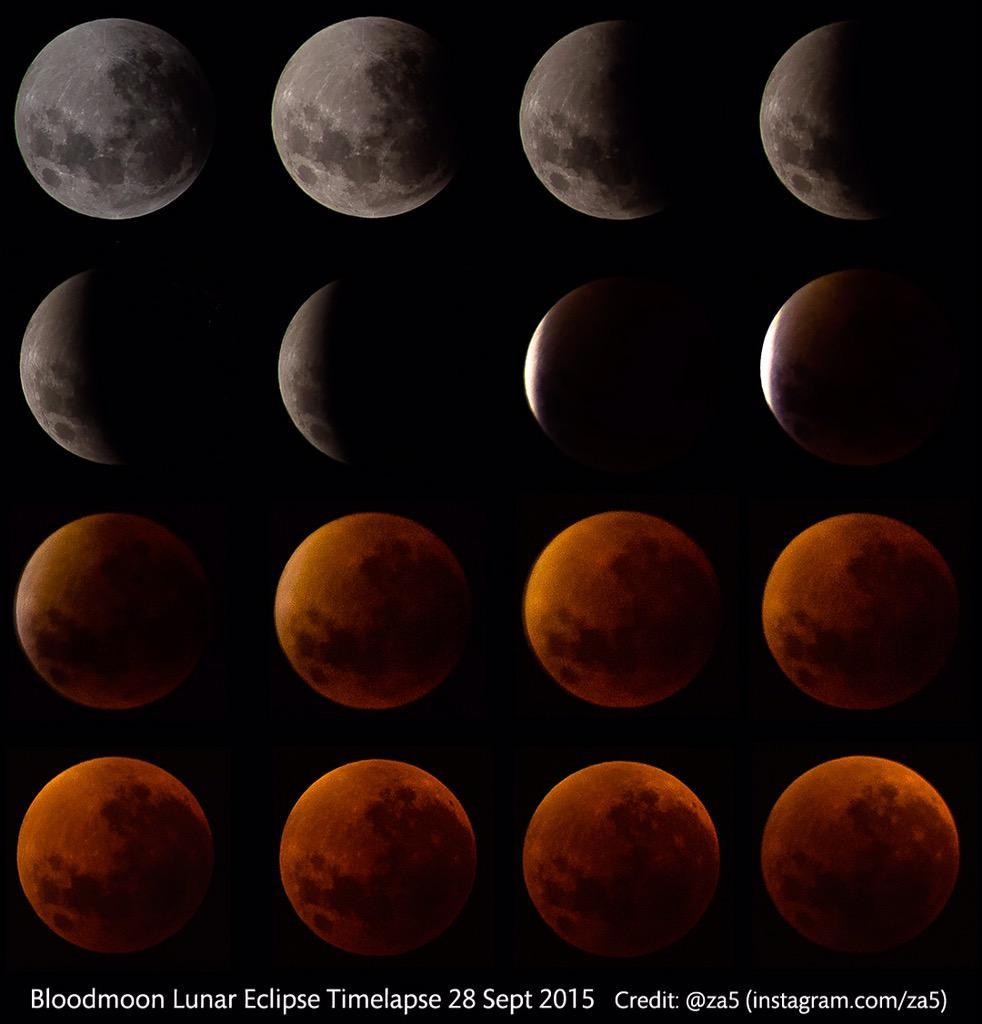 Blood Moon Lunar Eclipse Timelapse #moon #lunareclipse #eclipse #supermoon http://t.co/zaizWxusJH
