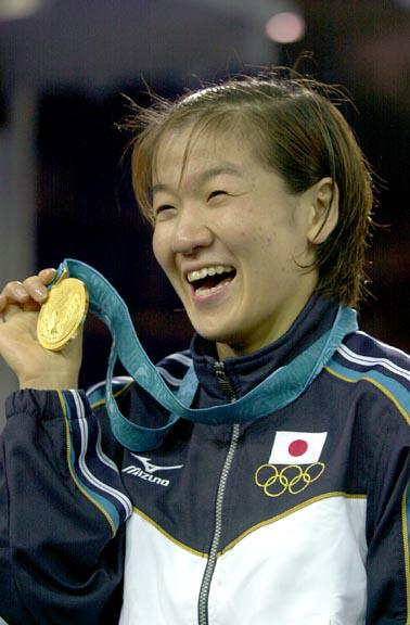 Throwback 15 years later, day 1 Sydney Olympic Games http://t.co/64aMOYcEV6 @nomura60kg That legendary day for Japan http://t.co/KU2V3J2gqK