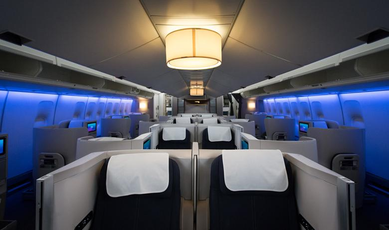 .@British_Airways quietly operates first refurbished B747 between Heathrow and New York JFK http://t.co/eCYr2PaXqh http://t.co/f29Dnw20lF