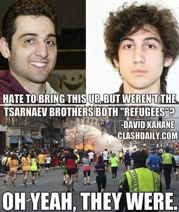 Speaking of 'Refugees' ...   THINK. THINK. THINK.   @SenateFloor @SenateMajLdr @SpeakerBoehner @HouseGOP http://t.co/SxkJ1LmksW