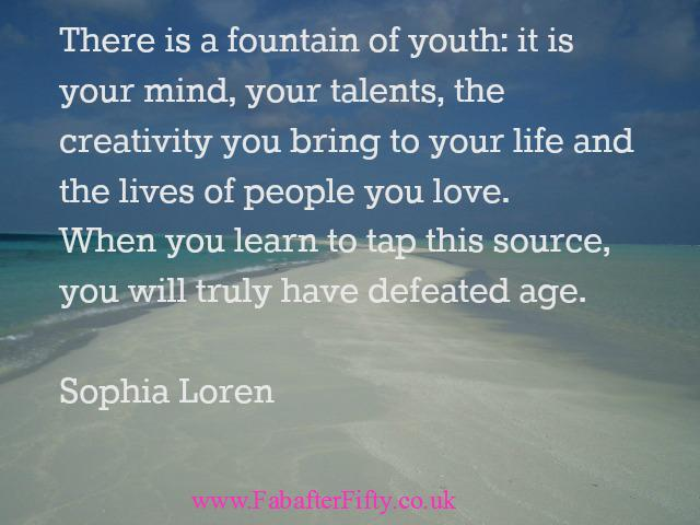 What is the Fountain of Youth? http://t.co/OmTf2Tq9lS #womenswisdom from @WomenUPglobal http://t.co/1ZIa0IxXce