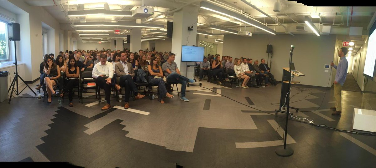 My view from Next Generation Day at @yext http://t.co/2A4PethWA6