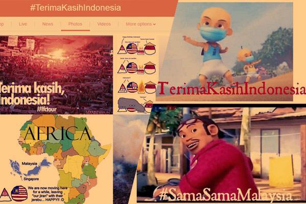 Gara-Gara Kabut Asap, Netizen Malaysia & Singapura Sindir #TerimaKasihIndonesia http://t.co/YQAqkELB53 http://t.co/tLHISk8eCH