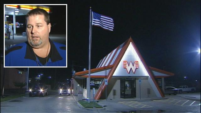 "Cops say a Whataburger employee refused them service, said ""We don't serve police officers."" http://t.co/iIOcLWFpNl http://t.co/s6rrghz4zr"