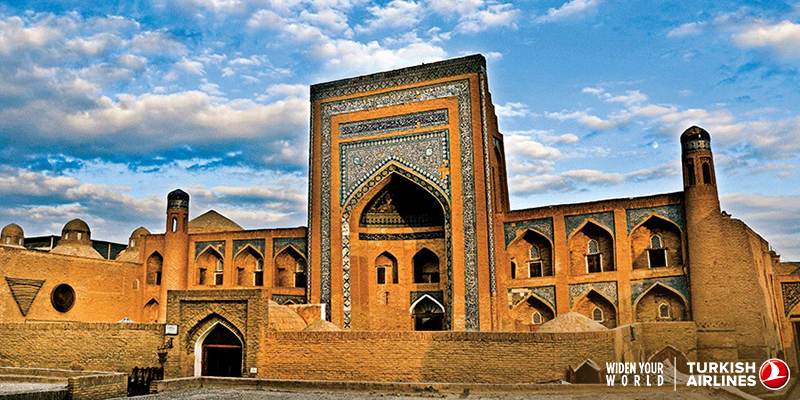 Ready for an adventure to the heart of Asia? Discover Uzbekistan with @SkylifeMagazine!