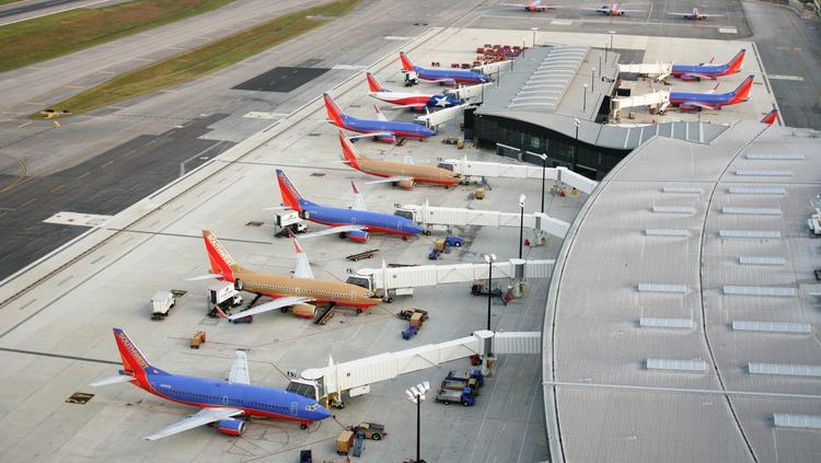 RT @BaltBizOnline: .@BWI_Airport set a monthly passenger record in July