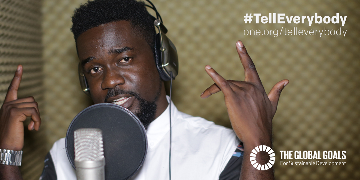 .@sarkodie has ONE message for you: #TellEverybody ---> http://t.co/SVyCS4oOEb
