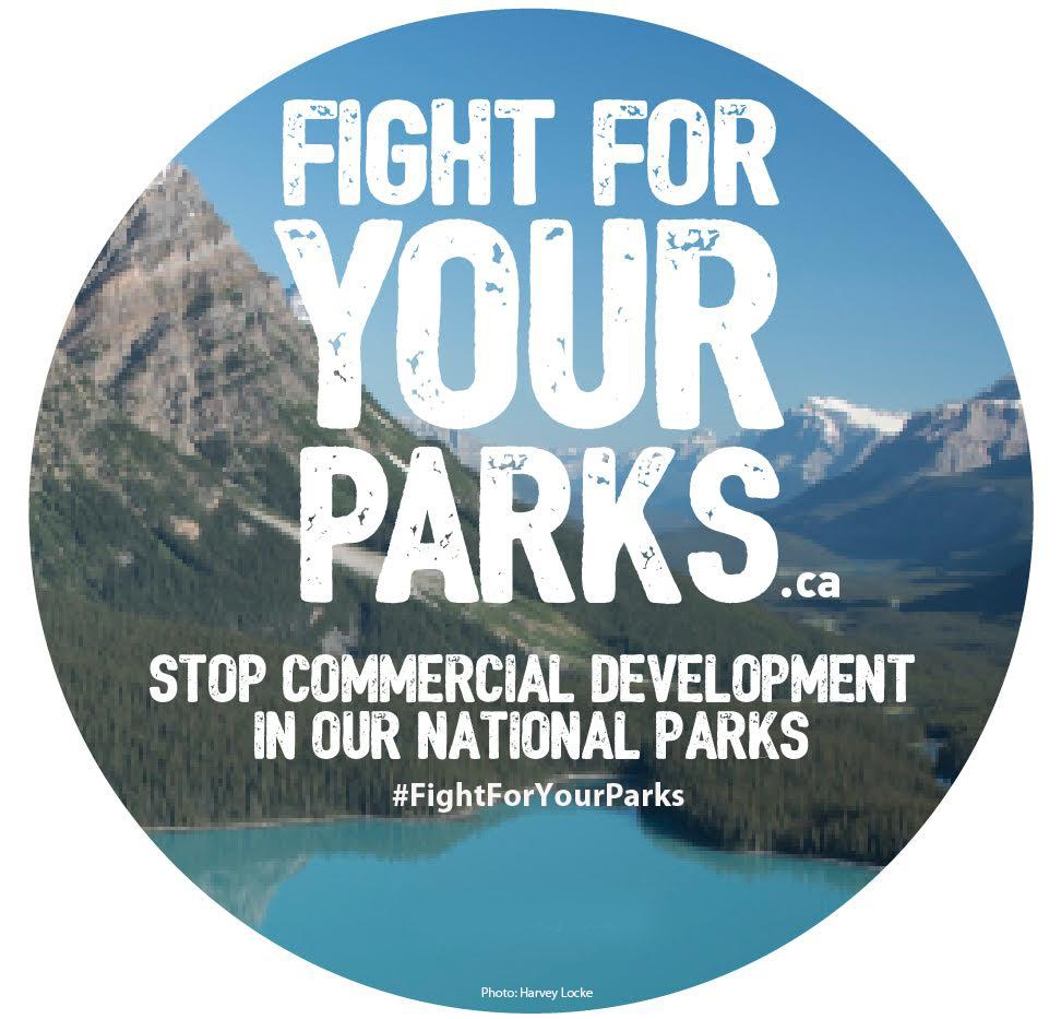 It's time to #FightForYourParks! Help stop commercial development in our nat'l parks: http://t.co/g1tlCVK5GO http://t.co/FCZ9Zk4mct