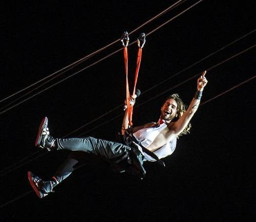 Ziplining at #RockInRio, 2013. #fbf http://t.co/bfm6S3xrD8