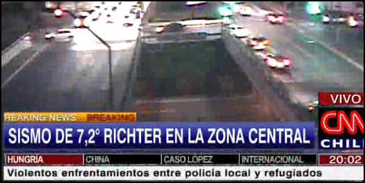 AHORA: Detalles sobre el sismo 7,2 que afectó a la zona central de Chile #CNNChile http://t.co/6qv1YmcsR6