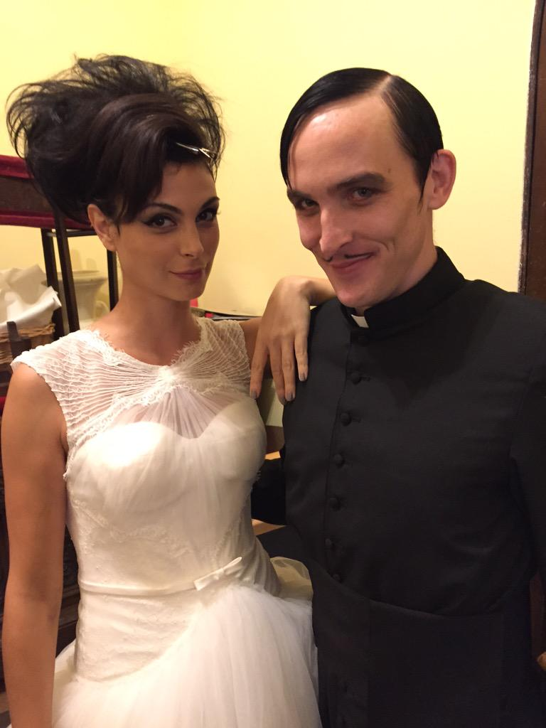 What could these two possibly be up to? @robinlordtaylor @Gotham http://t.co/JOaRg8vK9q