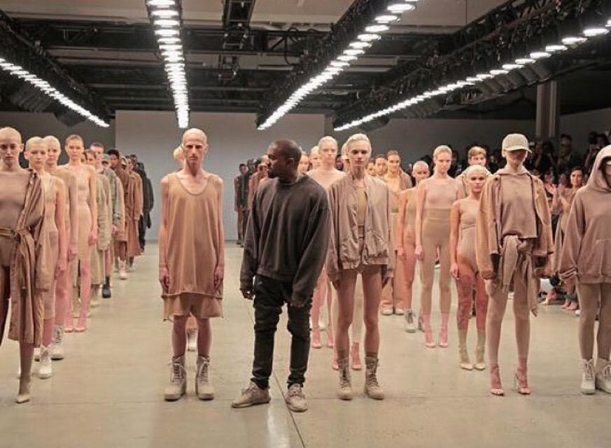 YEEZY SEASON 2!!!! Congrats to my baby for a crazy sick show!!!! #yeezy #adidas http://t.co/QCtwOpHEhF
