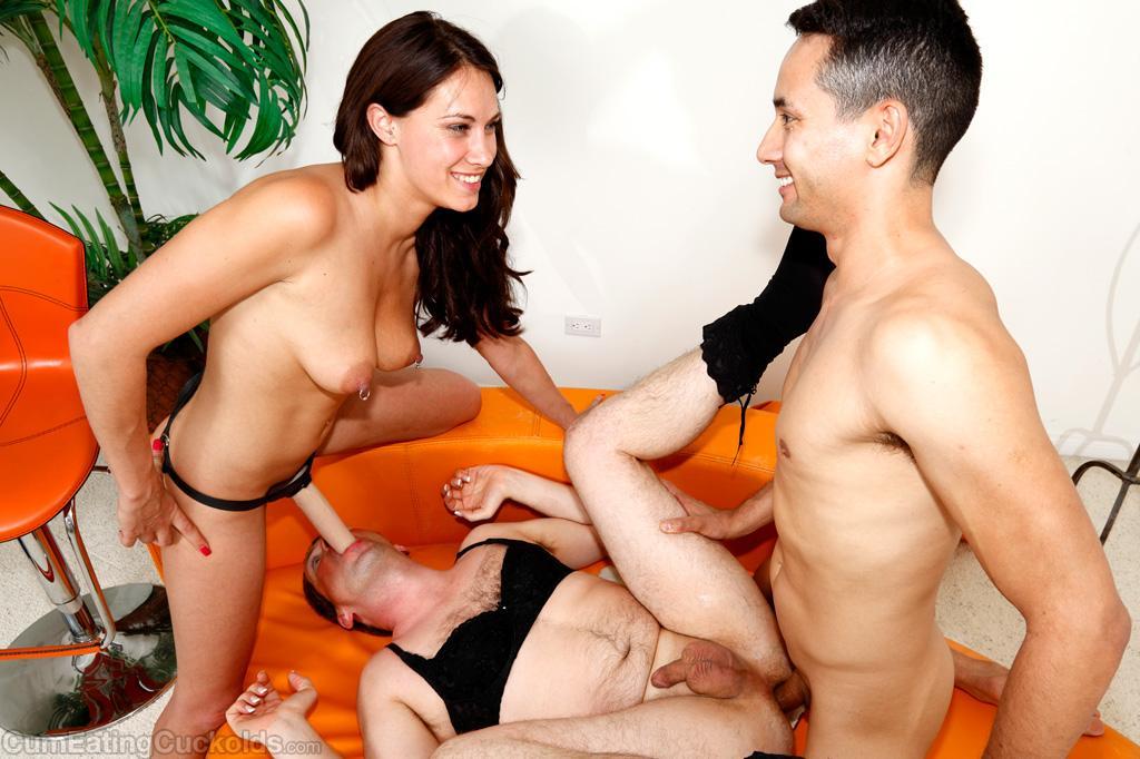 Порно шоу при муже