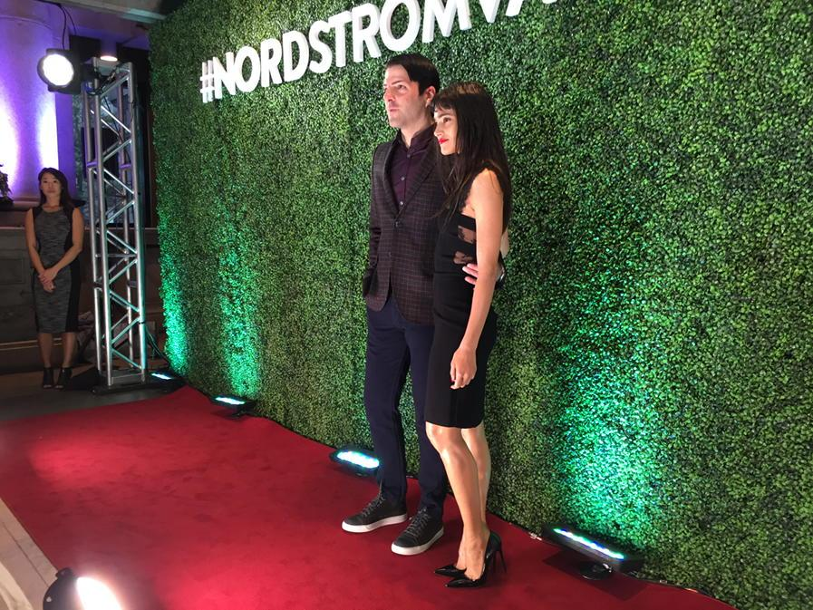 Zachary Quinto on the #nordstromvan red carpet. No Spock ears spotted. http://t.co/uImOfIWiJp