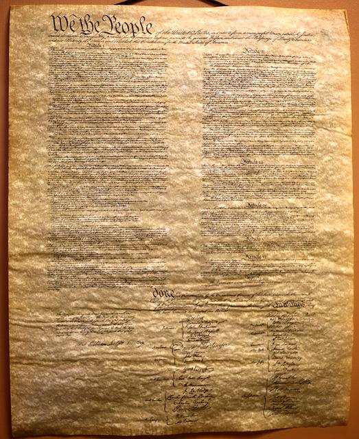Happy #ConstitutionDay! OTD in 1787, our Founding Fathers signed the most influential document in American history. http://t.co/LBBa4clXcp