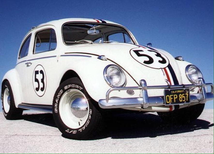 "Many people are asking, ""Why 53?"" Well this is why...Herbie's back."