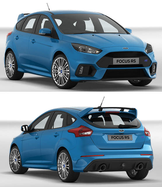 The #FocusRS is ready to order, with prices from £28,940. Why not build yours now?