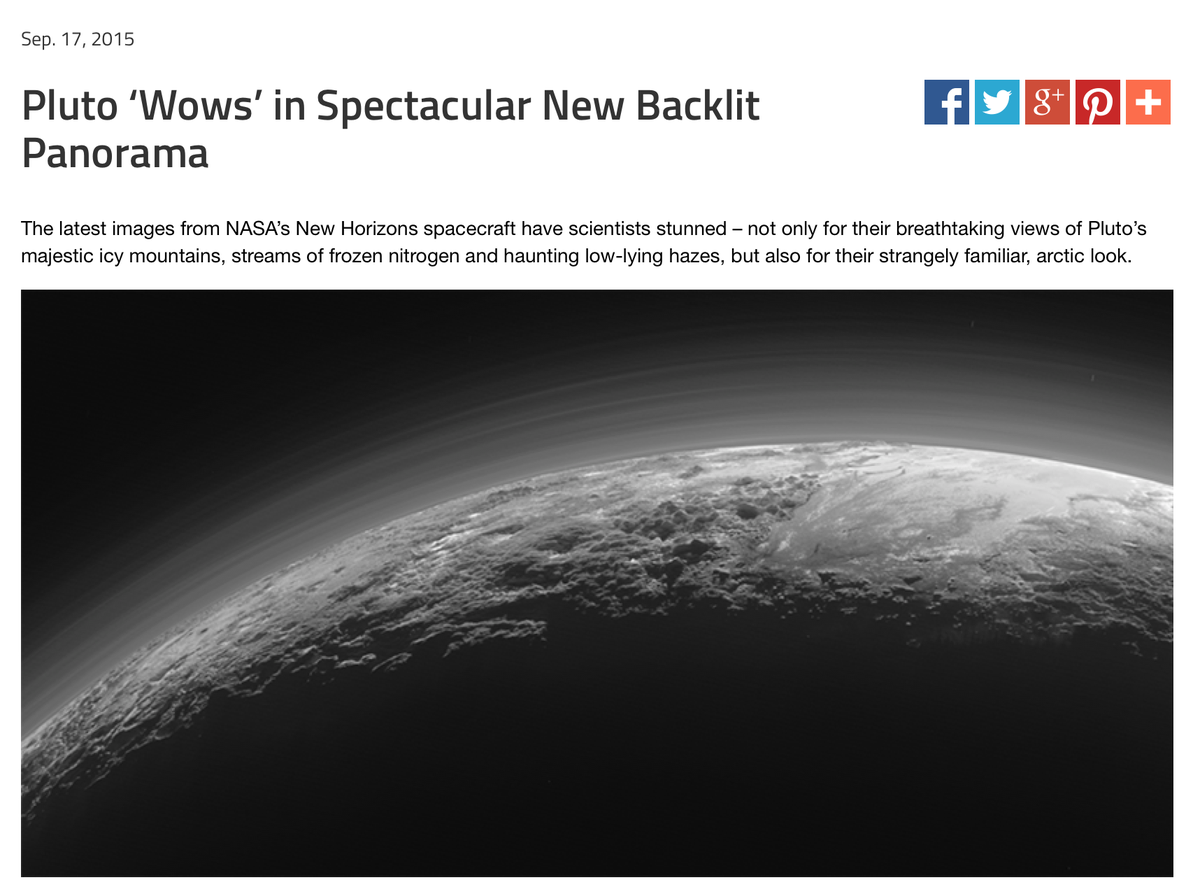 WOW-- THIS & MORE PLUTO DISCOVERIES JUST OUT! http://t.co/jDGAmFBMw9 #Plutoflyby #WOAH! http://t.co/w4J3yYUBci
