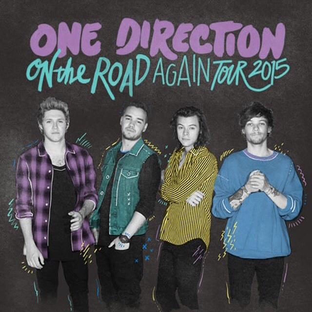Excited to announce we'll be supporting @onedirection Sep.28/29/30 at The O2 Arena in London! http://t.co/loFN9QL4ay