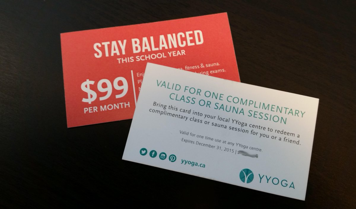 Want a free yoga class for you & a friend? Retweet to win! Draw at 3PM today. #Vancouver #free @SFU @yogaclububc @UBC http://t.co/x67a1EWK8J
