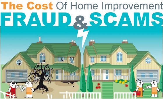Over 1/3 of #homeowners fear #contractor scam artists. Here's how to spot one: https://t.co/SKRz2UAHct  #infographic https://t.co/SyQRBCBgFt