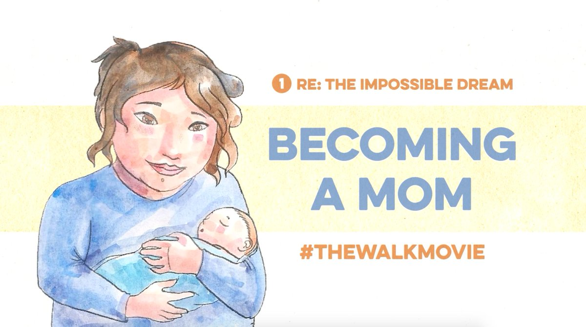 Here's a short film about a young woman's impossible dream of being a mom -- http://t.co/MRZAyvSoKO #TheWalkMovie http://t.co/GTbovu3eEJ