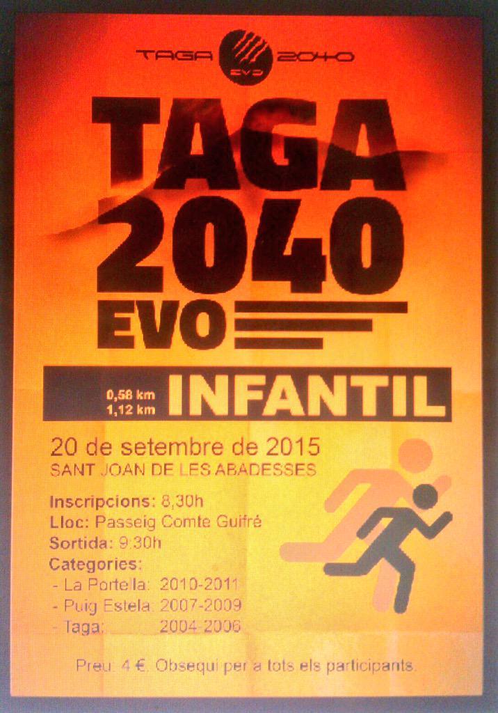 Imatge Taga 2040 evo