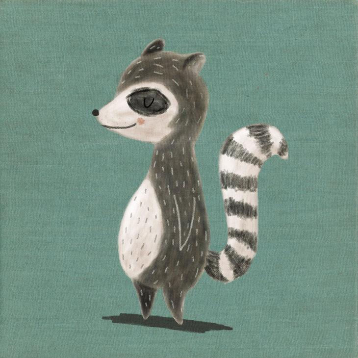 RT @hitRECord: This week's #ComicCollective stars an untrustworthy raccoon - http://t.co/Bfh4yV37Wm http://t.co/1rpwTDKbmA