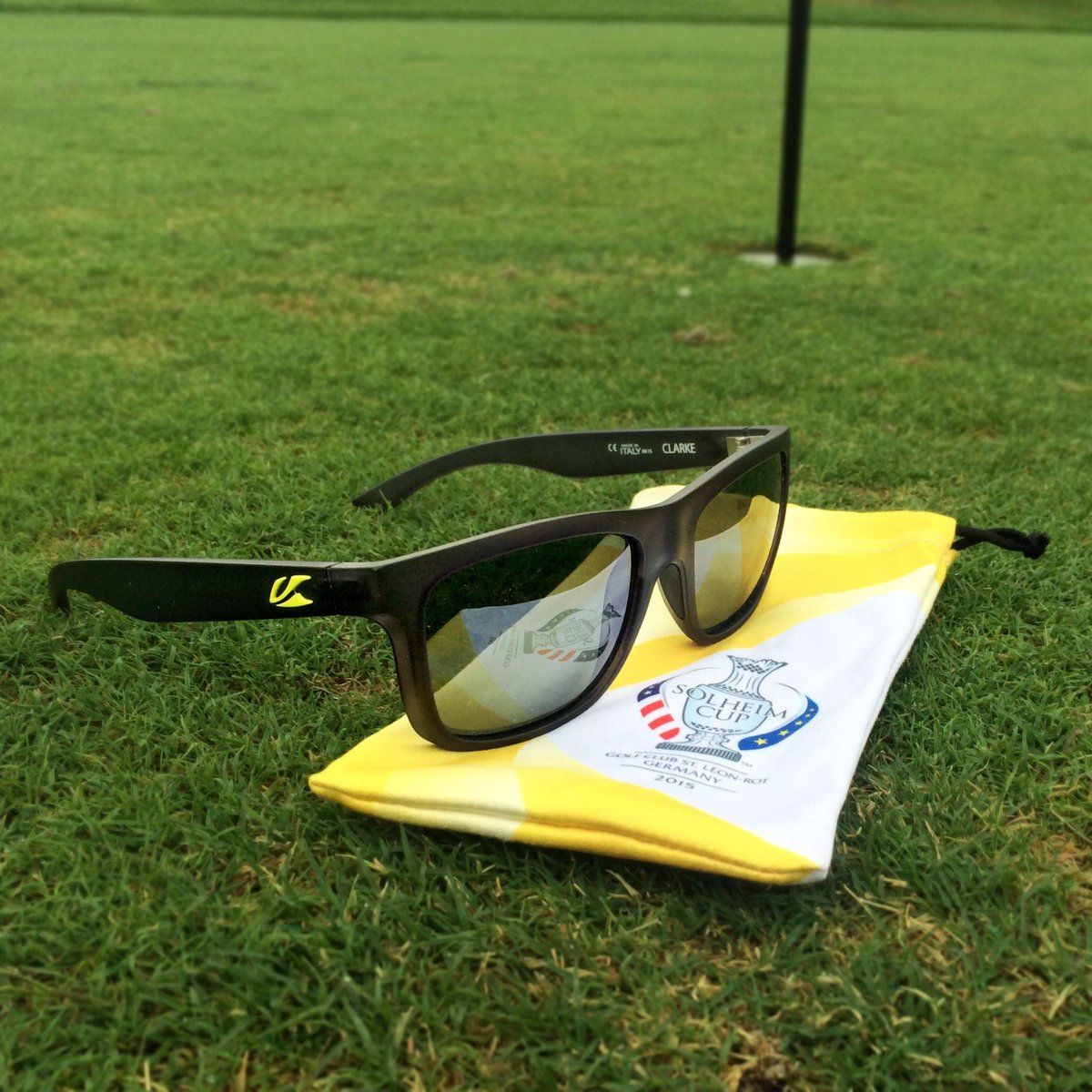 Win Kaenon sunglasses, seen on the @SolheimCupEuro team. Just RT & Follow @Kaenon, contest starts Sun @SolheimCup2015 http://t.co/uquSaupanB