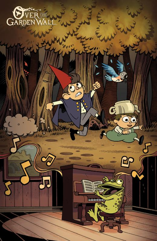 @boomstudios Announces 'Over the Garden Wall' #1 Exclusive, Signings for 2015 @baltimorecomics http://t.co/v5Jozmp2X9 http://t.co/EGkmaNBbLl