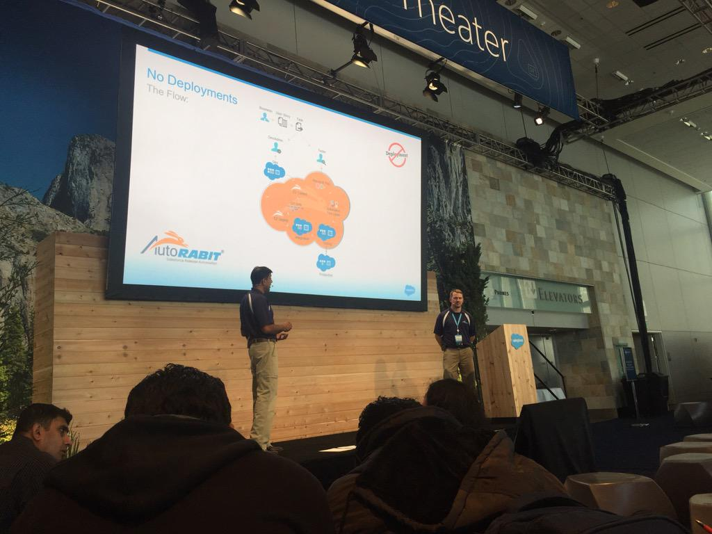 Loving the @autorabit demo! We're seriously looking at getting this - amazing! #DF15 http://t.co/ToTZYZE14R