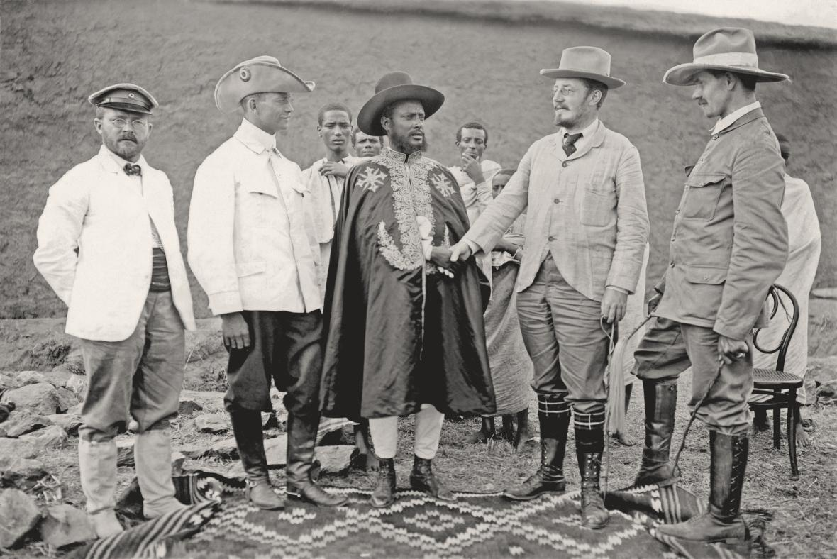 In 1906, German archaeological team led by Enno Littmann carried out 1st archaeological excavations in Axum #Ethiopia http://t.co/vujHIlM5Y5